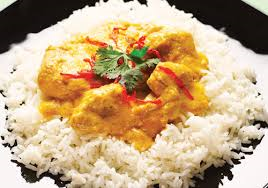 Popular British Food: Chicken Korma
